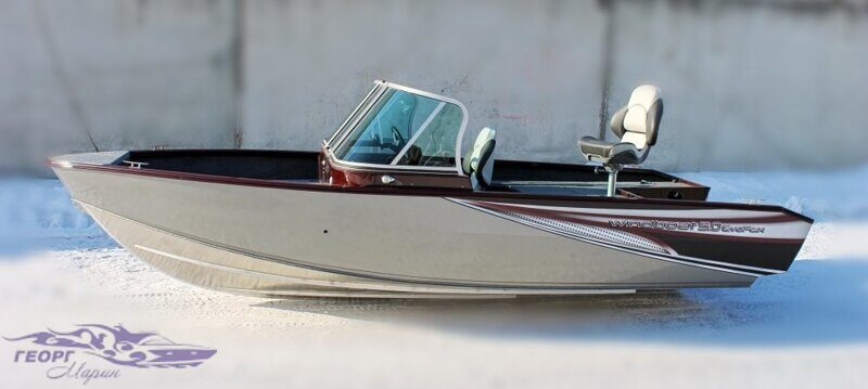 WINDBOAT 5.0 EVO Fish